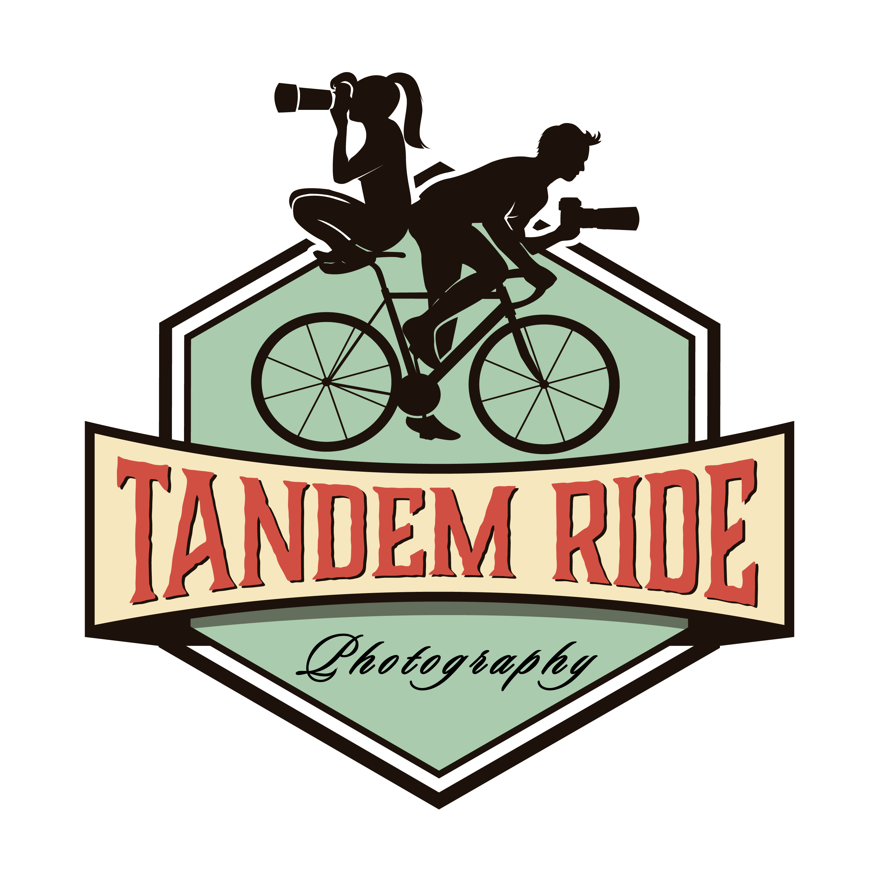 Tandem Ride Photography